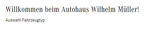 Mercedes-Benz Autohaus Wilhelm Müller aus  Geislingen (Steige), Deggingen, Schlat, Salach, Donzdorf, Amstetten, Süßen oder Kuchen, Bad Überkingen, Gingen (Fils)