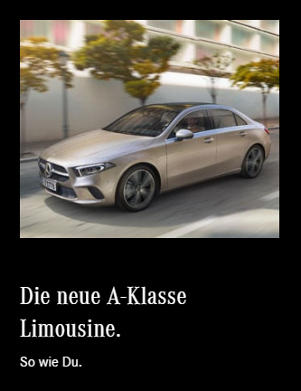 Daimler Limousinen in  Ottenbach
