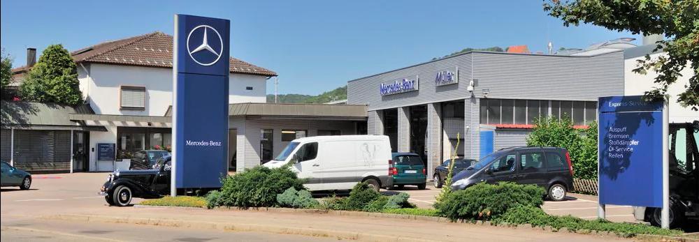 Mercedes-Benz Deggingen ツ Autohaus Wilhelm Müller » MB Classic Oldtimer Restaurierung / KFZ Werkstatt