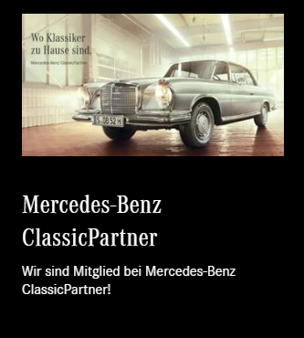 Mercedes Oldtimer in  Schlat