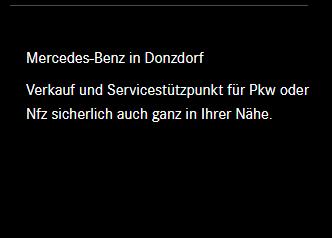 Mercedes Verkaüfer in  Deggingen